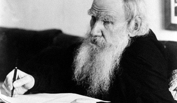 Ecoutez Tolstoï parler en français !